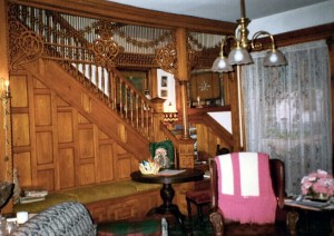 Griffin House Staircase