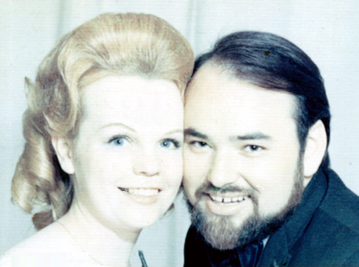 Paul and Irene Griffin