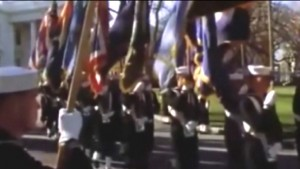Paul Griffin-White House Color Guard-JFK Funeral